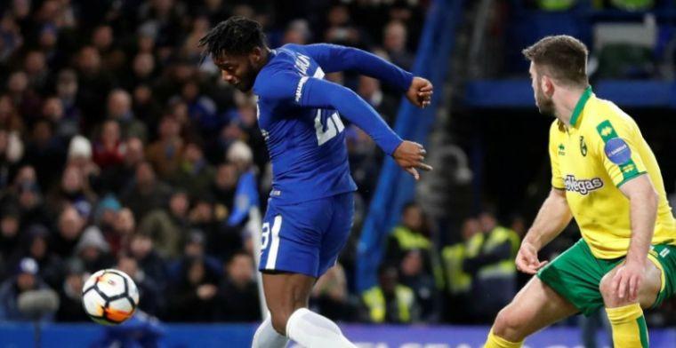 Chelsea overleeft FA Cup-replay: overwinning na penalty's met negen man