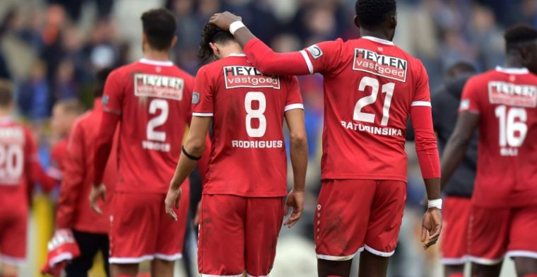 Voor het voetbal van Antwerp zouden onze fans niet warmlopen