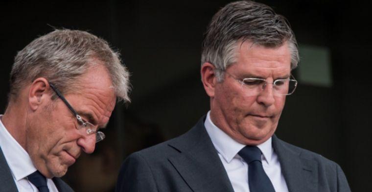 Van Geel wil meewerken aan Feyenoord-transfer: 'Nog contract voor 2,5 jaar'