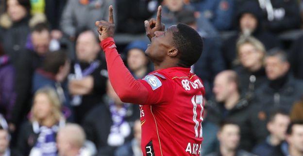 'Gewezen Club Brugge-spits op weg naar deze Belgische club'
