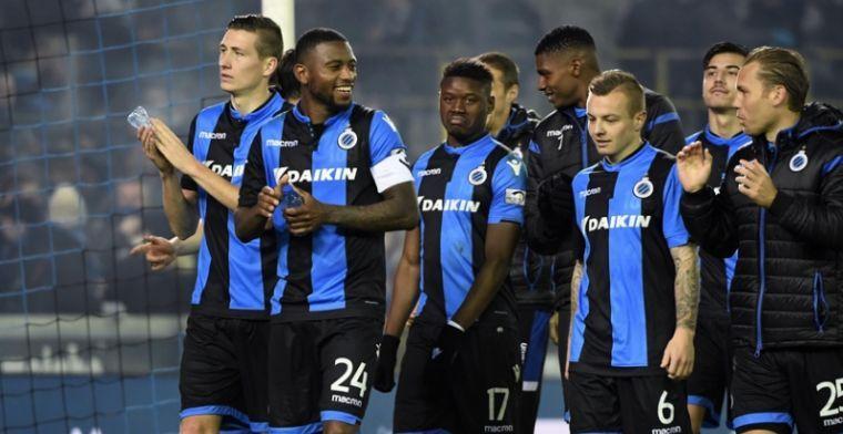 Club Brugge kan geweldige statistiek voorleggen, maar doet minder dan Europese top