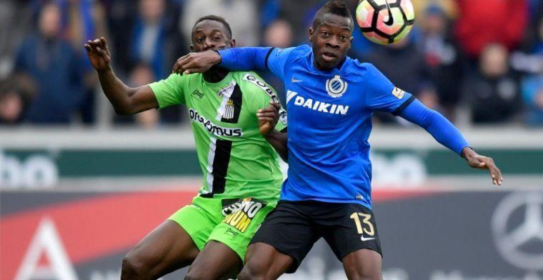 OFFICIEEL: Club Brugge laat verdediger terugkeren naar thuisland
