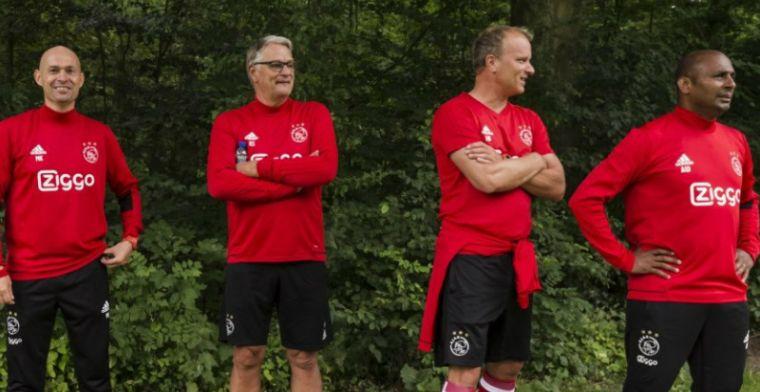 Bruggink verbaasd over Ajax: 'Ik vind dat onbegrijpelijk voor zo'n grote club'