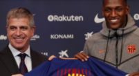 Imagen: Yerry Mina tan solo tiene este inconveniente para debutar con el Barcelona