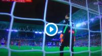 Imagen: VÍDEO   Diego López se marcó un paradón espectacular en el penalti de Messi
