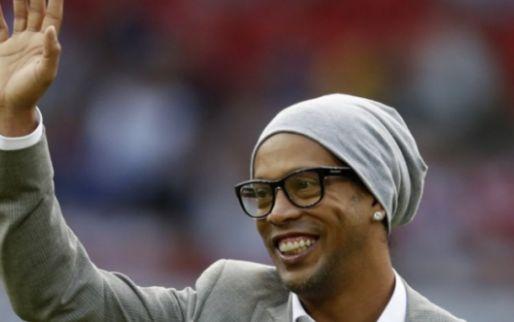 Imagen: Ronaldinho se despide del mundo del fútbol con una emotiva carta