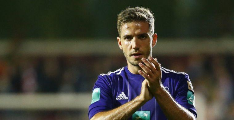 Anderlecht wil gecontesteerde speler toch houden: Ze weigeren ieder bod