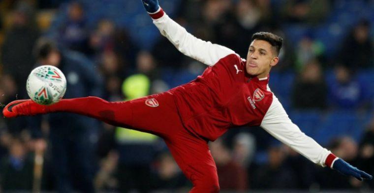 Sánchez op weg naar Old Trafford: slecht nieuws voor twee United-sterren