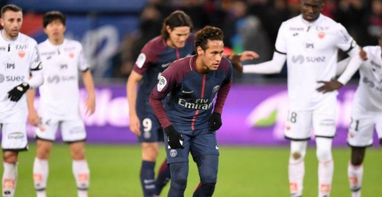 'Commotie rond Neymar: PSG-fans fluiten Braziliaan uit na vierde doelpunt'