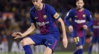"""Imagen: Busquets sigue con el positivismo y reclama un Camp Nou """"de las citas especiales"""""""