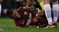 Imagen: Paulinho se somete a pruebas médicas para conocer el alcance de su lesión