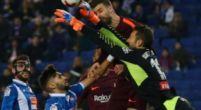 Imagen: Diego López explica como detuvo el lanzamiento de penalti de Messi