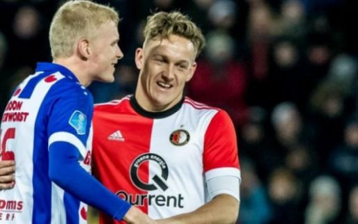 Feyenoord-plekje op de tocht door Van Persie: 'Ik ga er alles aan doen'