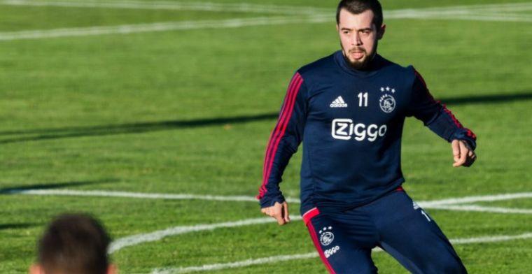 Kamp-Younes onthult interesse van vijf clubs van naam: 'Win-win-situatie'