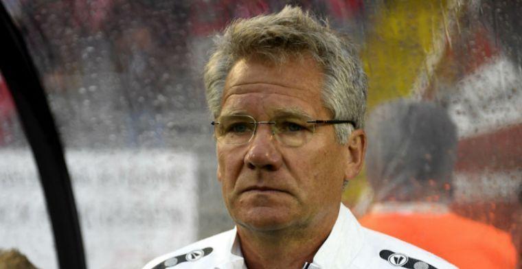 'Antwerp laat verbannen aanvaller naar Proximus League trekken'