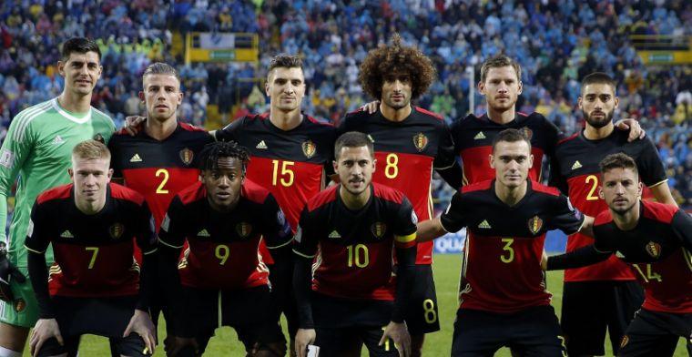 'Rode Duivel mogen terug rekenen op monsterpremie bij WK-winst'