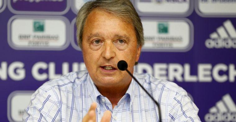 Van Holsbeeck maakt transferplannen voor komende zomer: Gaan aan tafel zitten