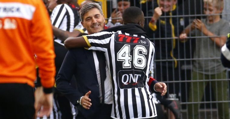 Charleroi wint Waals onderonsje vlot en zet Anderlecht onder druk