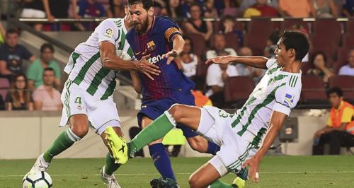 Todos los pronósticos sobre el Betis - FC Barcelona