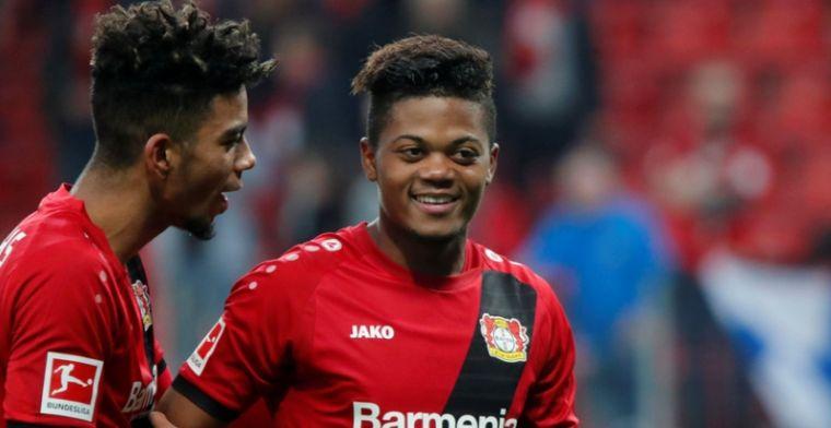 Bailey overladen met lof na doorbraak in Duitsland: 'Zoals Ribéry en Robben'