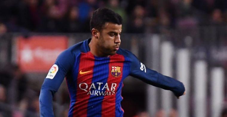 Vader van Barça-speler kondigt vertrek aan: 'Er lopen daar zo veel goede spelers'