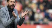 """Imagen: Machín: """"El punto ante el Atlético nos da confianza pero no nos relajamos"""""""