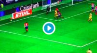 Imagen: VÍDEO | 'Portu' fue el más listo de la clase para empatar ante el Atleti