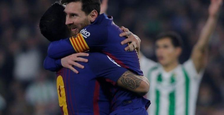 FINAL | Un Barça intratable mostró su candidatura al título en el Villamarín