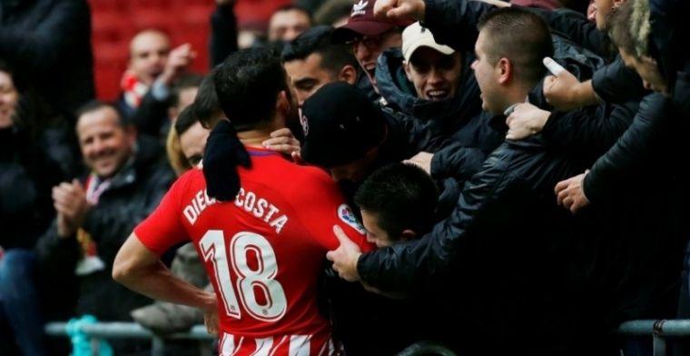 ÚLTIMA HORA | Lesión en el Atlético de Madrid: Diego Costa, diez días de baja