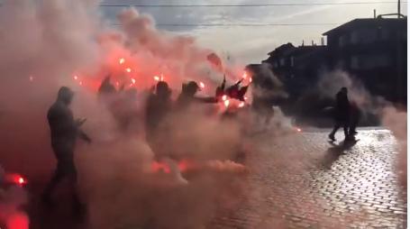 Welkom in de 'Hel van Deurne-Noord': Antwerp-fans zijn er klaar voor