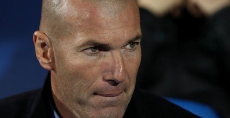 Zinedine Zidane perderá dos meses a un jugador del 'fondo de armario'