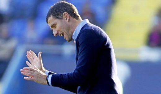 Javi Gracia, posible sustituto de Eusebio, firma con el Watford inglés