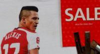 Imagen: Alexis Sánchez, en Manchester para firmar por el conjunto de Mourinho