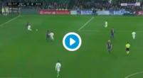 Imagen: El día que el Benito Villamarín se rindió a Messi tras este jugadón