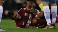 Imagen: Paulinho si juega en el Benito Villamarín, lo hará inflitrado y con riesgo