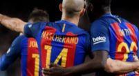 Imagen: El Barcelona cambia de planes con Javier Mascherano