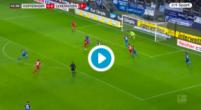 Imagen: VÍDEO | Se sacó un taconazo precioso para marcar y maravillar a la Bundesliga