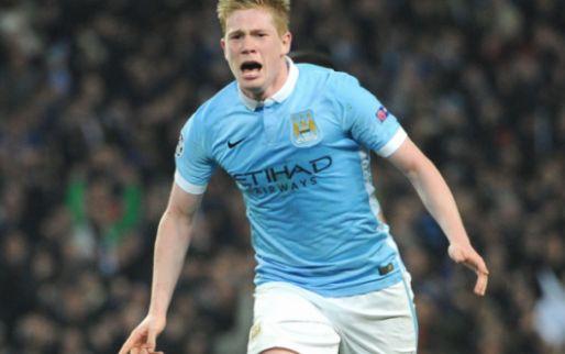 De Bruyne ondertekent nieuw contract bij Manchester City: 400 duizend per week