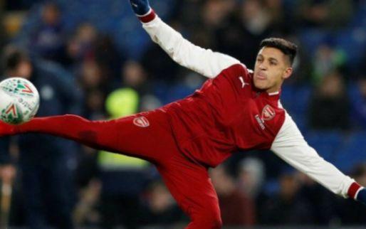 Sánchez haalt uit naar criticasters na transfer: 'Geen idee waar ze over praten'