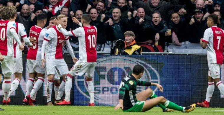 'Volgende Ajax-aankoop in aantocht: contract voor 4,5 jaar in Amsterdam'