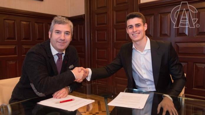 OFICIAL | Kepa renueva con el Athletic y dice adiós al Madrid