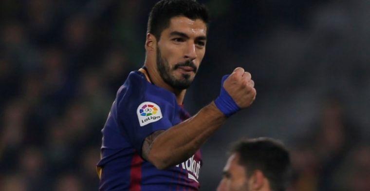 Luis Suárez se convierte en el jugador más rápido en alcanzar una cifra histórica en el Barça
