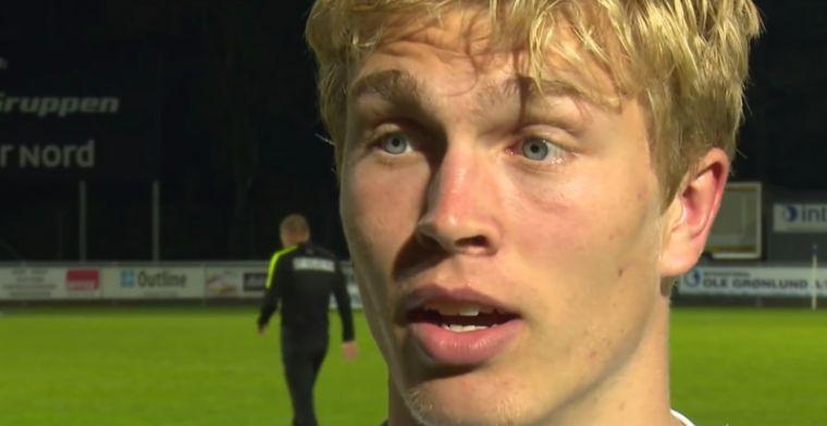 Ajax-aankoop Nissen: fysiek sterk, aanvallend, maar verdedigend kwetsbaar