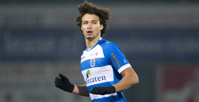 'Verrassend transfernieuws: Manchester City koopt speler van PEC'