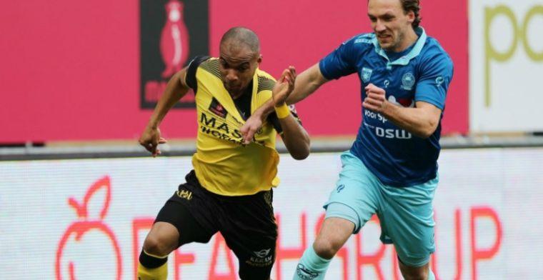 Videorefbesluit bij Willem II - Roda JC naar internationale spelregelcommissie