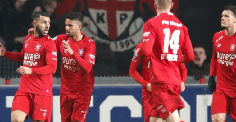 Update: Ook clubleiding Twente baalt van KNVB en wil in overleg