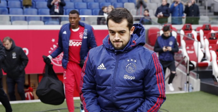 Teruggekeerde Younes maandag met Jong Ajax: Het spatte er vanaf
