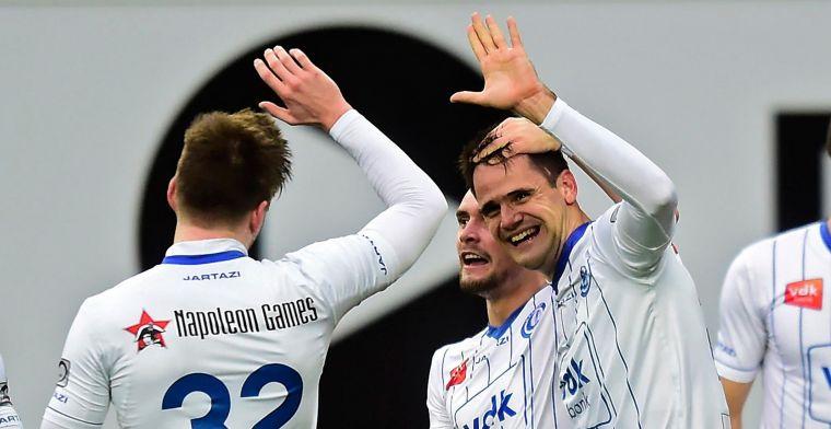 Voormalige sensatie van Gent onderhoudt conditie bij club uit ... amateurklasse