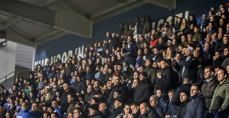 'Supportertje pesten' na NEC-FC Den Bosch, toeterende fan krijgt 389 euro boete