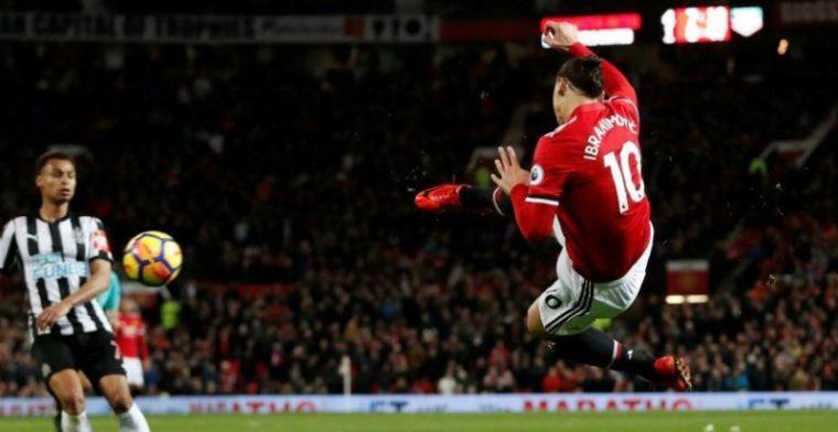 Interesse in Zlatan wordt niet ontkend: 'Staat nog onder contract bij andere club'